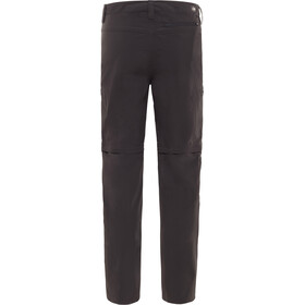 The North Face Exploration Convertible Pants long Men, asphalt grey